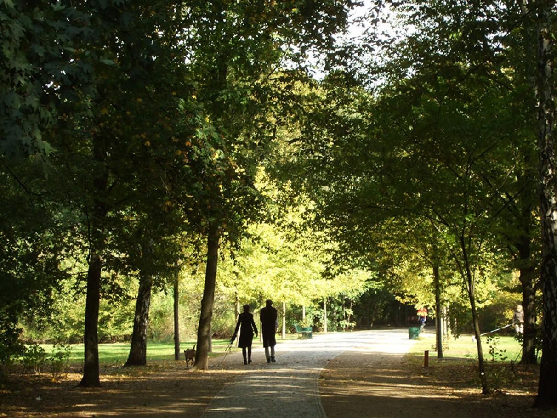 Parque, Berlín