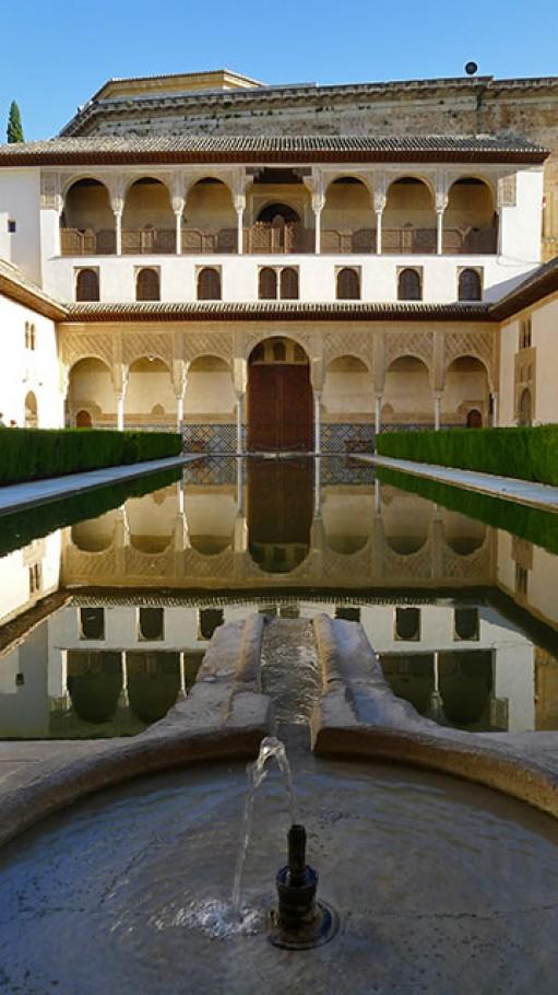 Fotografía de la Alhambra, Granada