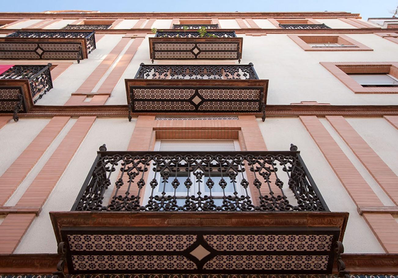 Edificio residencial, Sevilla