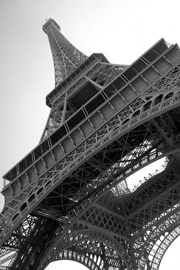 Fotografía de la Torre Eiffel, París