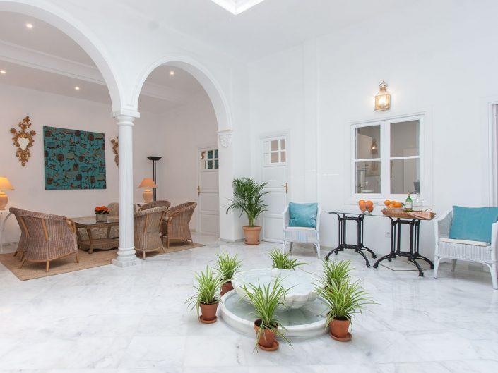 Apartamento turístico en el Centro de Sevilla