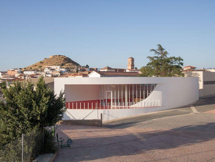 Ludoteca en Dólar, Granada