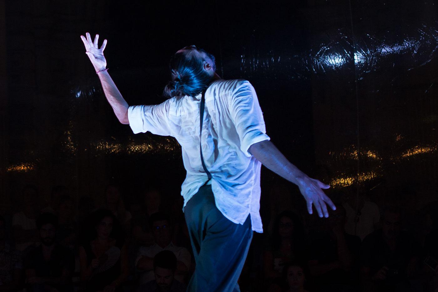 Fotografía de espectáculos de flamenco