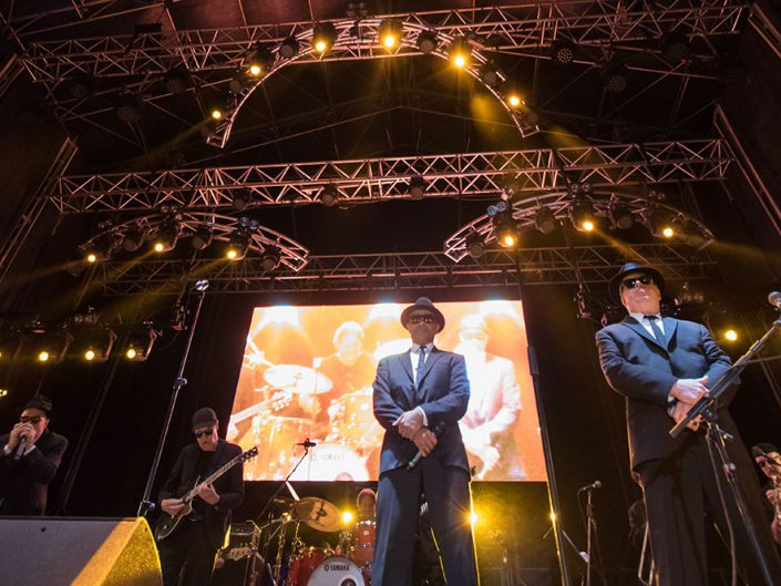 The Blues Brothers Original Band en Sevilla